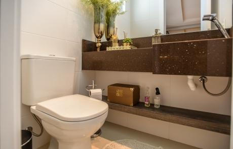 Banheiro - Moveis Planejados em Florianópolis - Fluence
