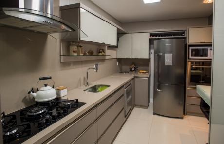 Moveis planejados Cozinha - Florianopolis - Fluence